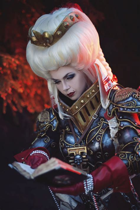 inquisitor ordo hereticus  warhammer  cosplay