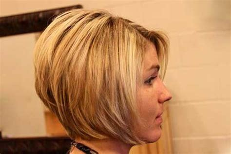 1000+ Ideas About Stacked Bob Haircuts On Pinterest