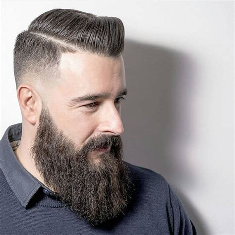 long beard styles beard length rock