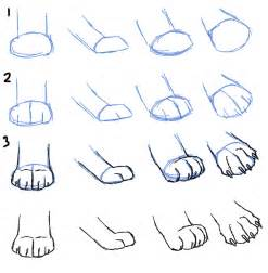 how to draw cats savanna williams how to draw cat paws