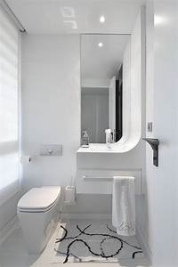 modern white bathroom design - from Tradewinds Imports ...