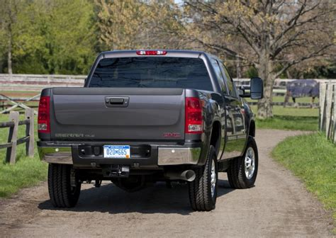 2020 Gmc 2500 Engine Options by 2020 Gmc 2500 Engine Options Automatic Options