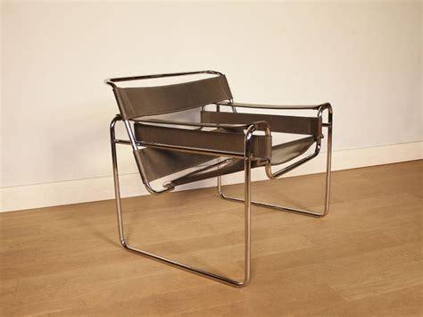 fauteuil design bauhaus marcel breuer vintage b3