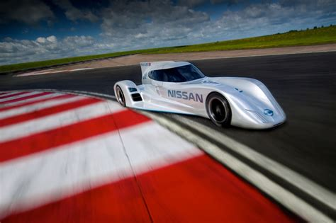 Nissan Shows Off Le Mans Prototype Says Its Worlds