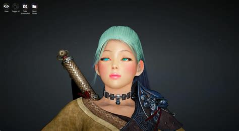 black desert character here s what you can do with the black desert character creator massively overpowered