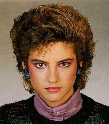 80s Hairstyles For Medium Hair by 80s Hairstyle 129 80s Hair 80s Hair Hair Styles