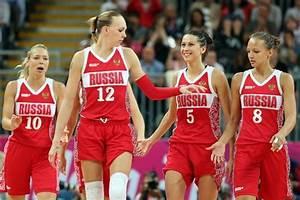 10 Stunning Russian Female Basketball Players | SportsXm