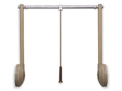 pantry doors with glass closet rod lift mechanism pull closet rod tallman