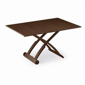Table basse relevable Mascotte Meubles et Atmosphère