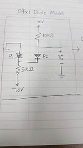 Circuit Analysis - Offset Diode Model