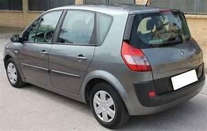 2004 Renault Megane Scenic 1 5 Dci 5 Door Hatchback