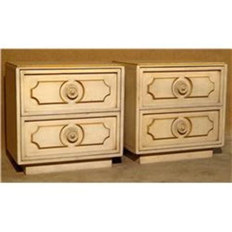 Colored Nightstands by Two Chamber Colored Nightstands