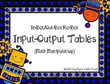 input output table rule solver pinterest the world s catalog of ideas
