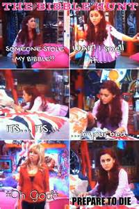 Ariana Grande Sam and Cat Funny