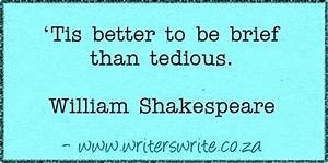 Quotable - William Shakespeare | Quotes By Writers On ...