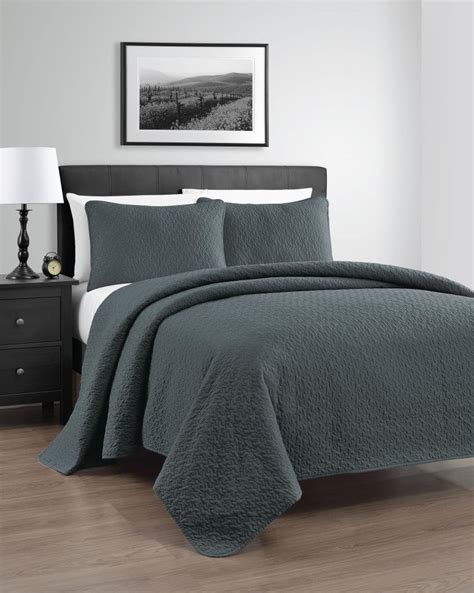 Summer Coverlet by Zaria 3 Lightweight Quilt Coverlet Set Ideal For