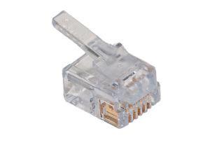 rj11 6p4c connectors adapters showmecables