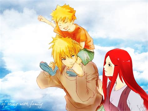 Anime Family Wallpaper - ナルトの家族 漫画のキャラクターはの壁紙プレビュー 10wallpaper