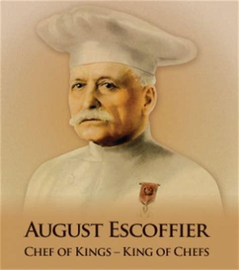 escoffier cuisine about auguste escoffier escoffier of culinary