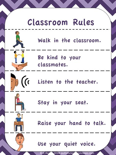 get your special education classroom up amp running quickly 970 | classroom rules autism classroom news