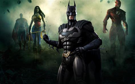 Injustice Gods Among Us Batman Artwork