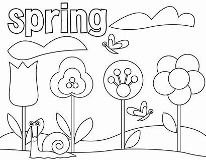 Coloring Pages Preschool Preschoolers Printable