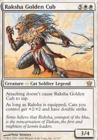 vedalken engineer helm of kaldra raksha golden cub