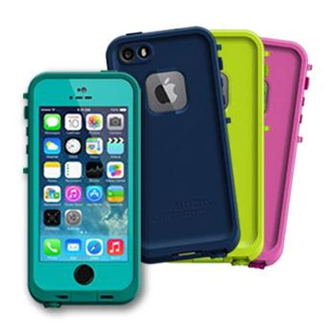 lifeproof iphone 5s lifeproof fre iphone 5 5s assorted colors authentic w
