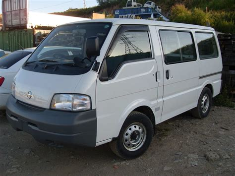 nissan vanette nissan vanette photos 14 on better parts ltd