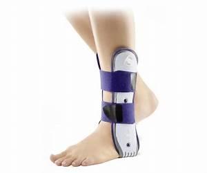 Comment Mettre Une Cheville Molly : orth se de stabilisation airloc contre les blessures ~ Dailycaller-alerts.com Idées de Décoration