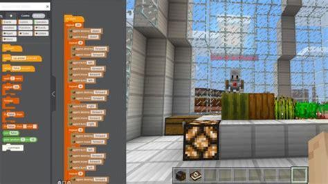 minecraft code builder teaches kids   code command