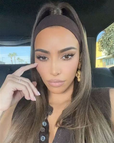 Khloe Kardashian is Kim's double with 'different face' as ...