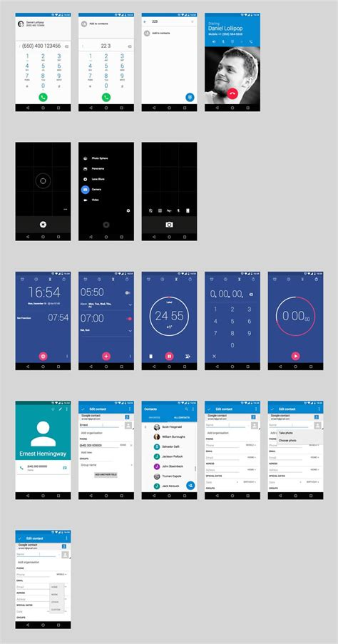 android ui design 300 material design resources for designers developers