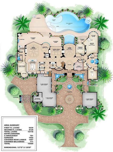 luxury homes floor plan images home furniture designs