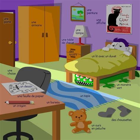 la chambre des la chambre classroom