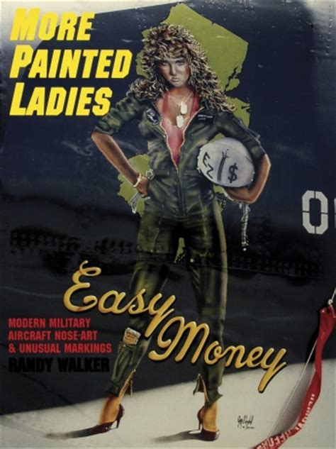 painted ladies modern military aircraft nose art