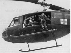 Image result for huey medevac helicopter
