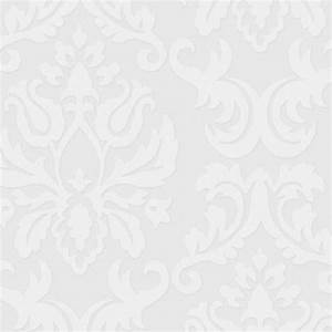 Graham & Brown Vertical Texture Paintable White Wallpaper