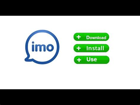 imo on pc how to install imo on pc for windo