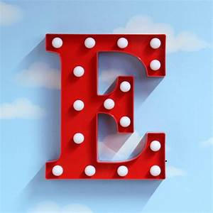 123939 marquee letter lights by rocket rye With 12 marquee letters
