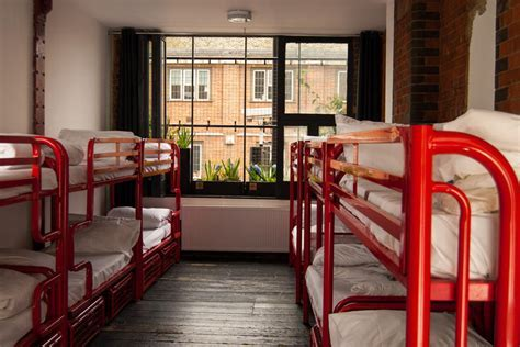 The Dictionary Hostel, Shoreditch, London in London
