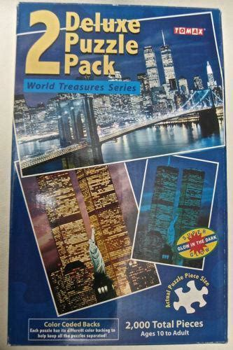 twin towers puzzle ebay