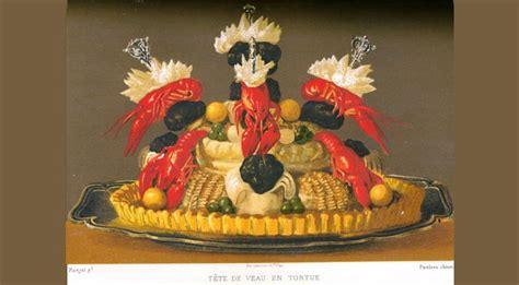 livre de cuisine escoffier culinaire l 39 empire du goût sous napoléon 1er à la fondation escoffier
