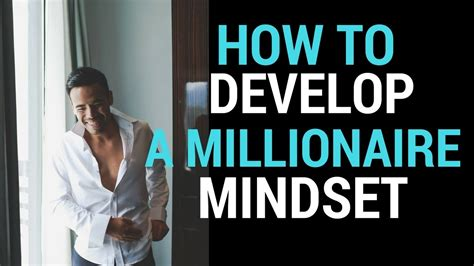 How To Develop A Millionaire Mindset Ft Eric Ho