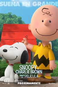 Snoopy and Charlie Brown Peanuts Movie