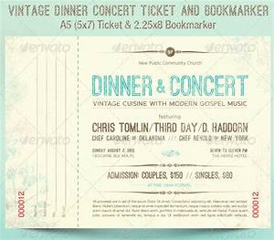 ticket templates 99 free word excel pdf psd eps With fundraiser dinner tickets template