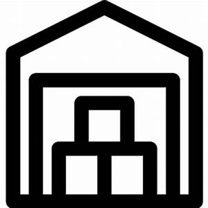Warehouse - Free buildings icons