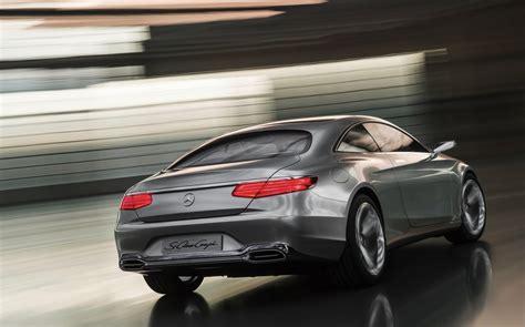 mercedes benz  class coupe concept  roadtest tv