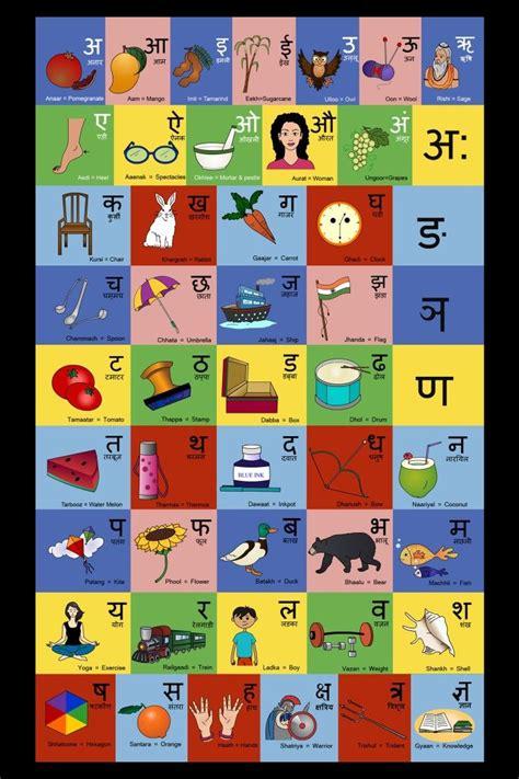 barakhadi hindi chart  hindi swar  vyanjan chart