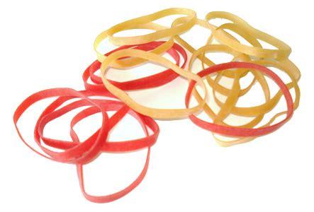 Calibre & Censtretch Rubber Bands